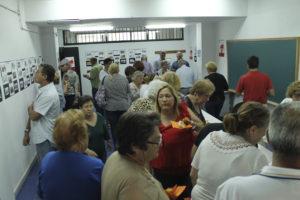 Exposición de fotos antiguas de Huelva